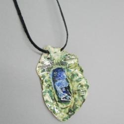 wisior,biżuteria,oryginalny,prezent,rzemień - Wisiory - Biżuteria