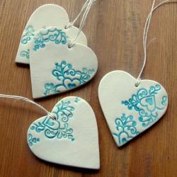 magnesy,serca,ślub,podziękowania - Inne - Akcesoria