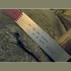 Zakładka z cytatem - Zakładki do książek - Akcesoria