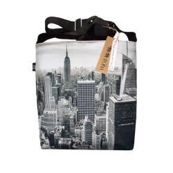 mini torebka,na spacer,dla dziewczynki,new york - Na ramię - Torebki