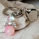 Breloki brelok,klucze,anioł,prezent