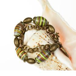 bransoletka z korali,elegancki prezent - Bransoletki - Biżuteria